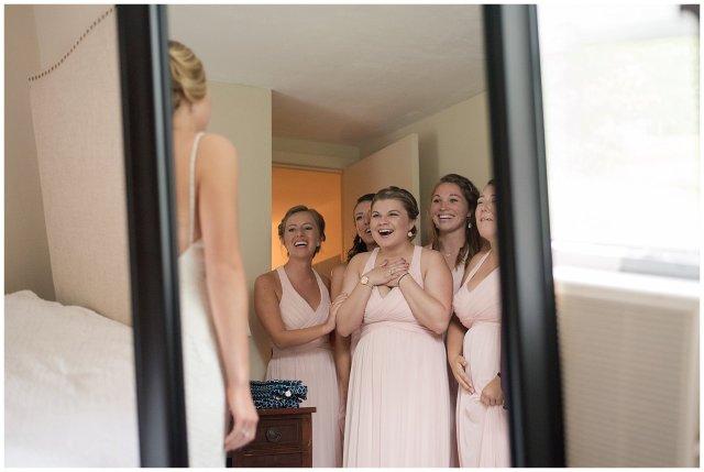 Blush Summer Kilmarnock Outdoor Wedding Virginia Photographers_5874