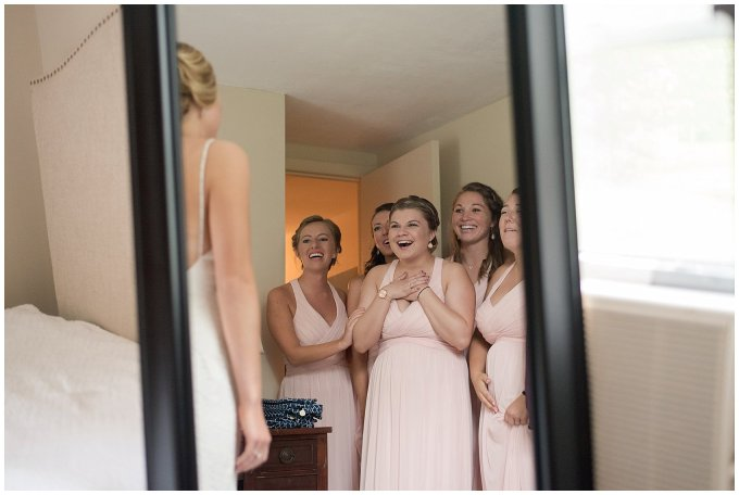 Blush Summer Kilmarnock Outdoor Wedding Virginia Photographers_5874