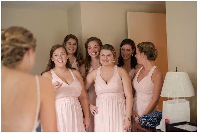 Blush Summer Kilmarnock Outdoor Wedding Virginia Photographers_5876