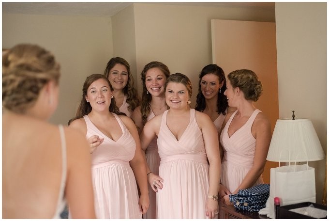 Blush Summer Kilmarnock Outdoor Wedding Virginia Photographers_5876