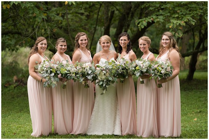 Blush Summer Kilmarnock Outdoor Wedding Virginia Photographers_5899