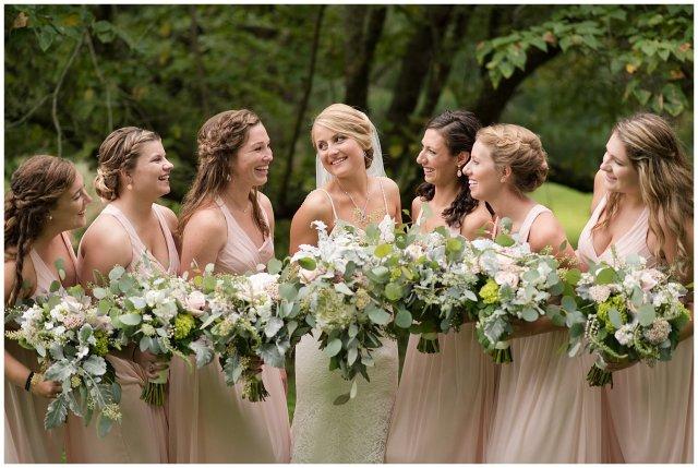 Blush Summer Kilmarnock Outdoor Wedding Virginia Photographers_5900