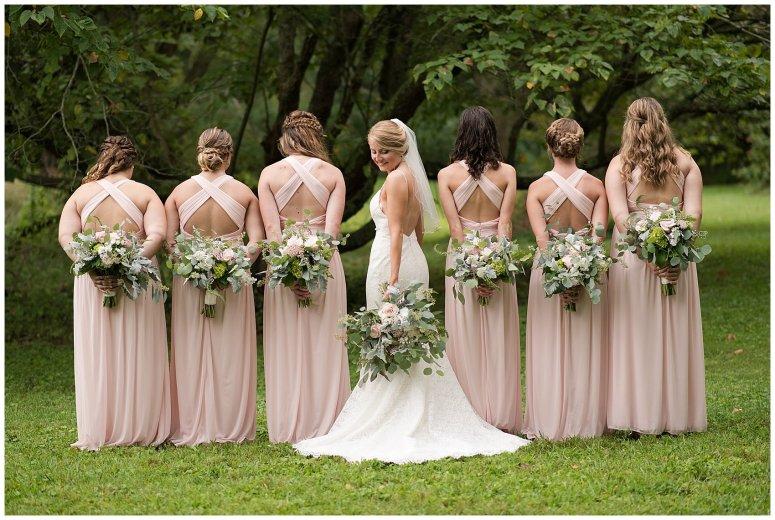 Blush Summer Kilmarnock Outdoor Wedding Virginia Photographers_5903