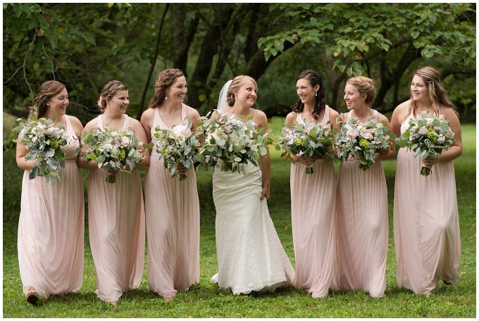 Blush Summer Kilmarnock Outdoor Wedding Virginia Photographers_5904