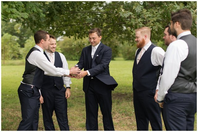 Blush Summer Kilmarnock Outdoor Wedding Virginia Photographers_5905