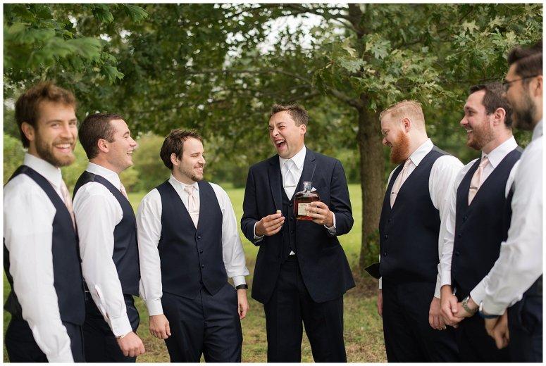 Blush Summer Kilmarnock Outdoor Wedding Virginia Photographers_5907