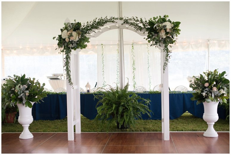 Blush Summer Kilmarnock Outdoor Wedding Virginia Photographers_5917
