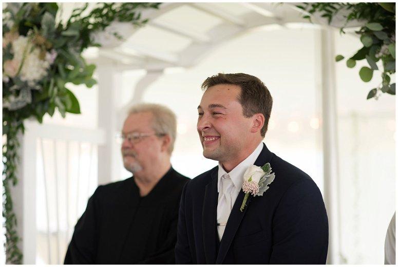 Blush Summer Kilmarnock Outdoor Wedding Virginia Photographers_5922