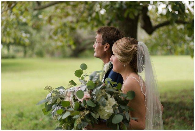 Blush Summer Kilmarnock Outdoor Wedding Virginia Photographers_5923