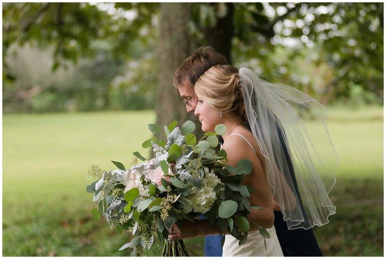 Blush Summer Kilmarnock Outdoor Wedding Virginia Photographers_5925