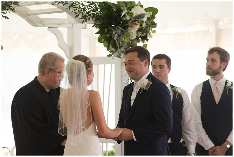Blush Summer Kilmarnock Outdoor Wedding Virginia Photographers_5932