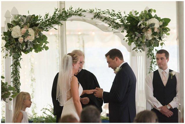 Blush Summer Kilmarnock Outdoor Wedding Virginia Photographers_5933