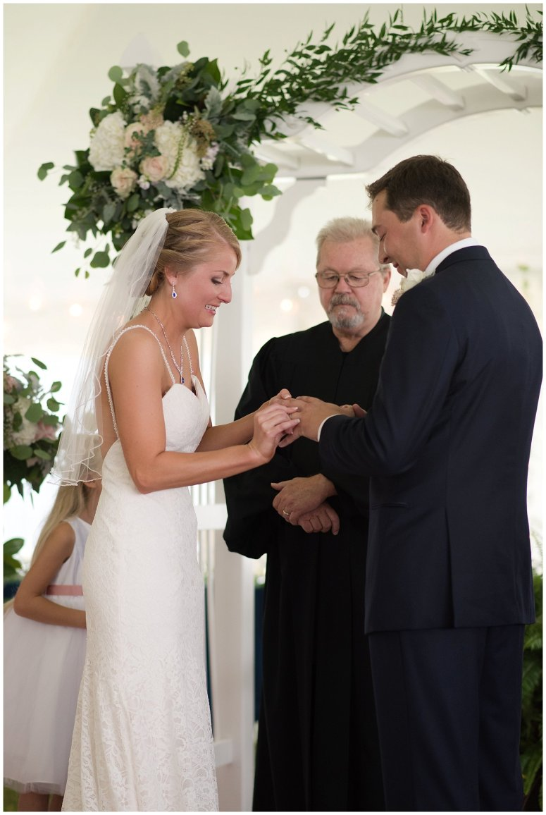 Blush Summer Kilmarnock Outdoor Wedding Virginia Photographers_5934