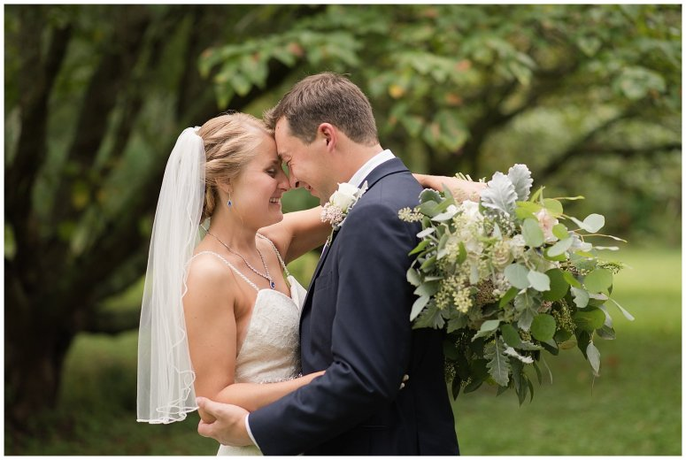 Blush Summer Kilmarnock Outdoor Wedding Virginia Photographers_5951