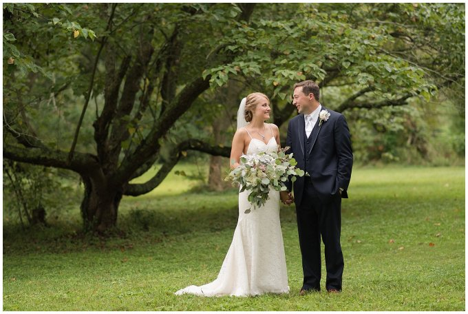 Blush Summer Kilmarnock Outdoor Wedding Virginia Photographers_5952