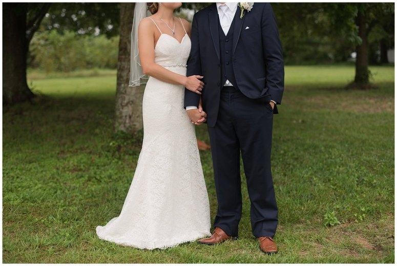 Blush Summer Kilmarnock Outdoor Wedding Virginia Photographers_5968