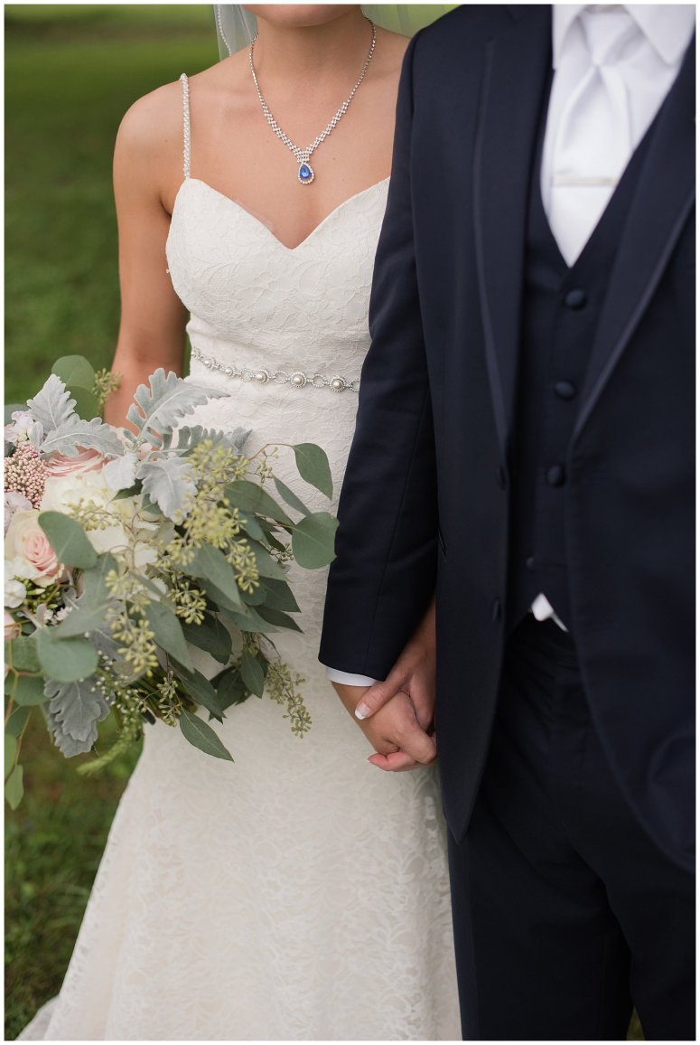 Blush Summer Kilmarnock Outdoor Wedding Virginia Photographers_5971