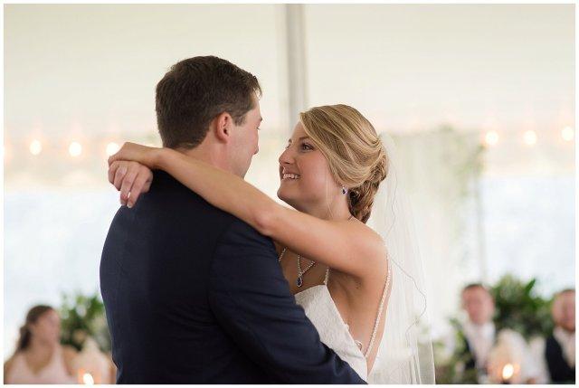 Blush Summer Kilmarnock Outdoor Wedding Virginia Photographers_5977