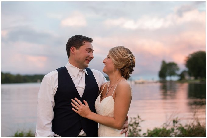 Blush Summer Kilmarnock Outdoor Wedding Virginia Photographers_5987