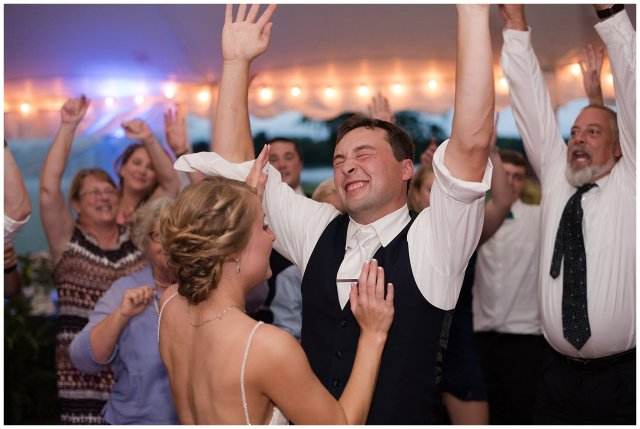 Blush Summer Kilmarnock Outdoor Wedding Virginia Photographers_6002