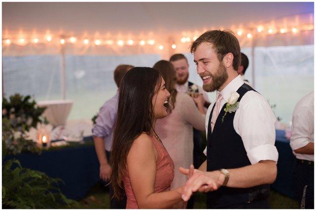 Blush Summer Kilmarnock Outdoor Wedding Virginia Photographers_6004
