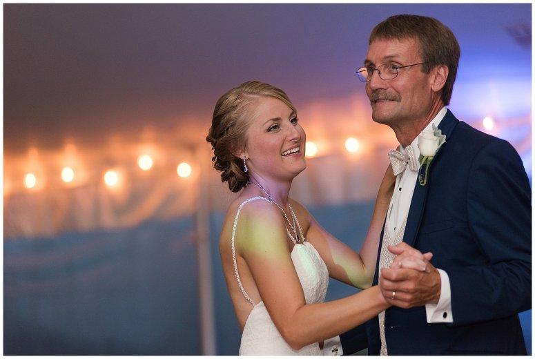 Blush Summer Kilmarnock Outdoor Wedding Virginia Photographers_6007