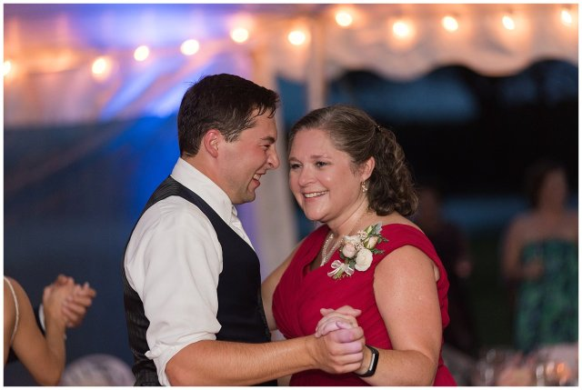 Blush Summer Kilmarnock Outdoor Wedding Virginia Photographers_6008