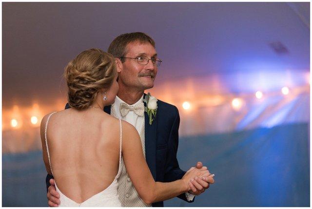 Blush Summer Kilmarnock Outdoor Wedding Virginia Photographers_6009