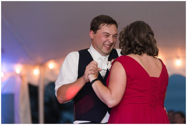 Blush Summer Kilmarnock Outdoor Wedding Virginia Photographers_6010