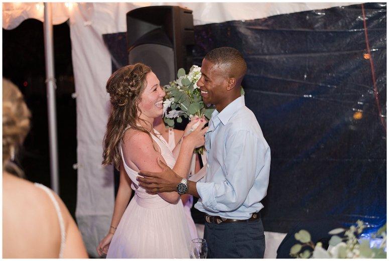 Blush Summer Kilmarnock Outdoor Wedding Virginia Photographers_6011