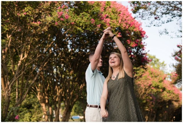 Byrd Park Downtown Richmond Engagement Session Virginia Wedding Photographers_5791