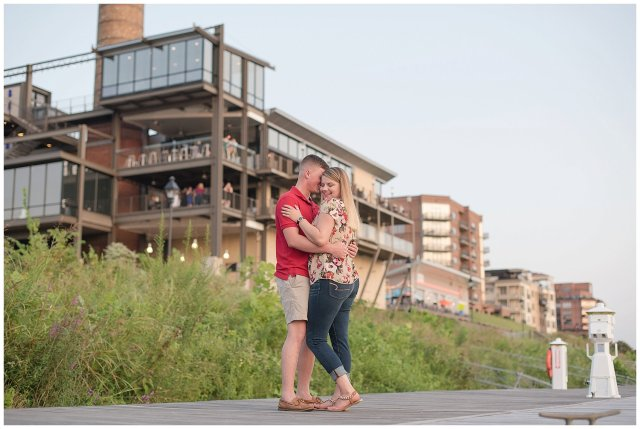 Byrd Park Downtown Richmond Engagement Session Virginia Wedding Photographers_5802