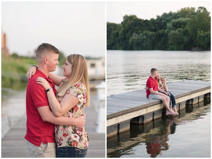 Byrd Park Downtown Richmond Engagement Session Virginia Wedding Photographers_5810