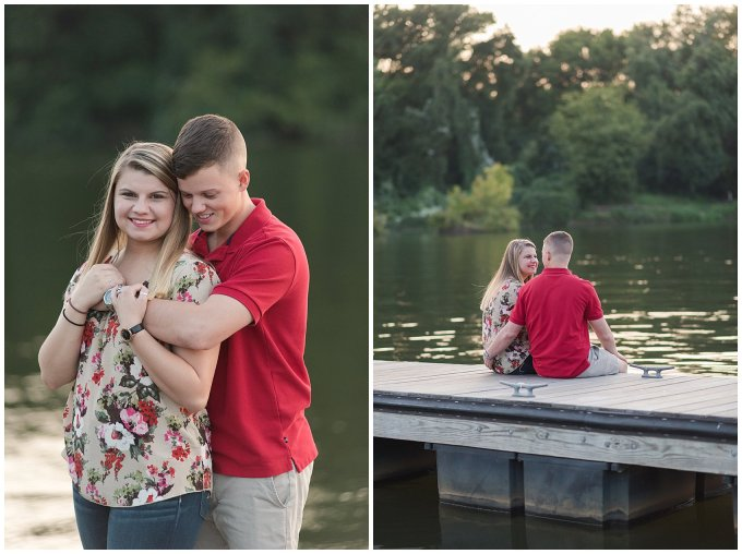 Byrd Park Downtown Richmond Engagement Session Virginia Wedding Photographers_5813