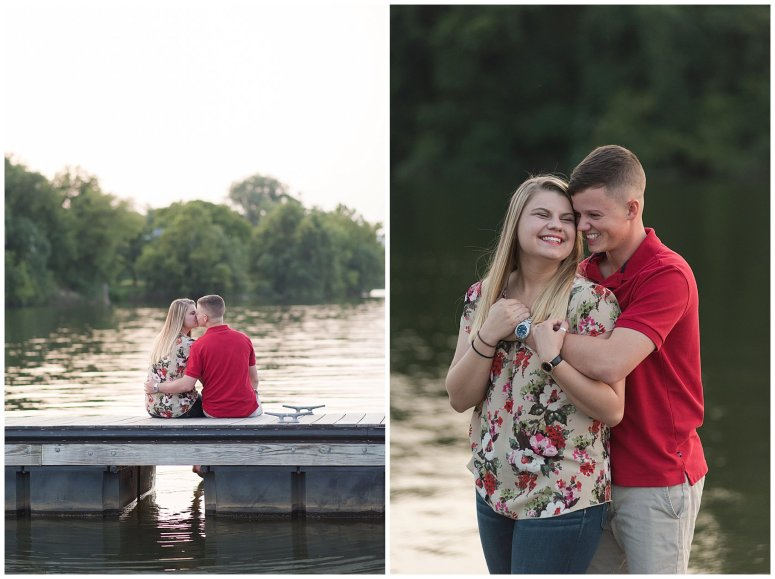 Byrd Park Downtown Richmond Engagement Session Virginia Wedding Photographers_5816