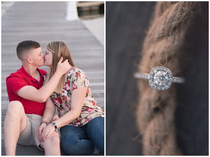 Byrd Park Downtown Richmond Engagement Session Virginia Wedding Photographers_5829