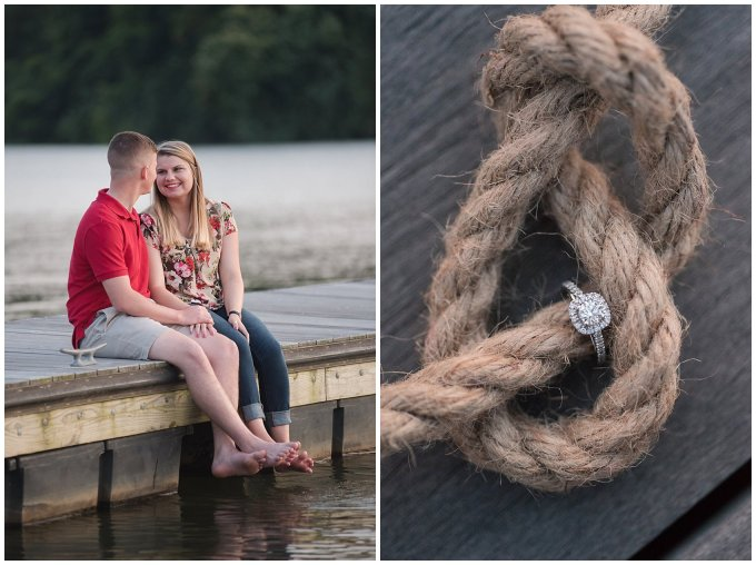 Byrd Park Downtown Richmond Engagement Session Virginia Wedding Photographers_5830