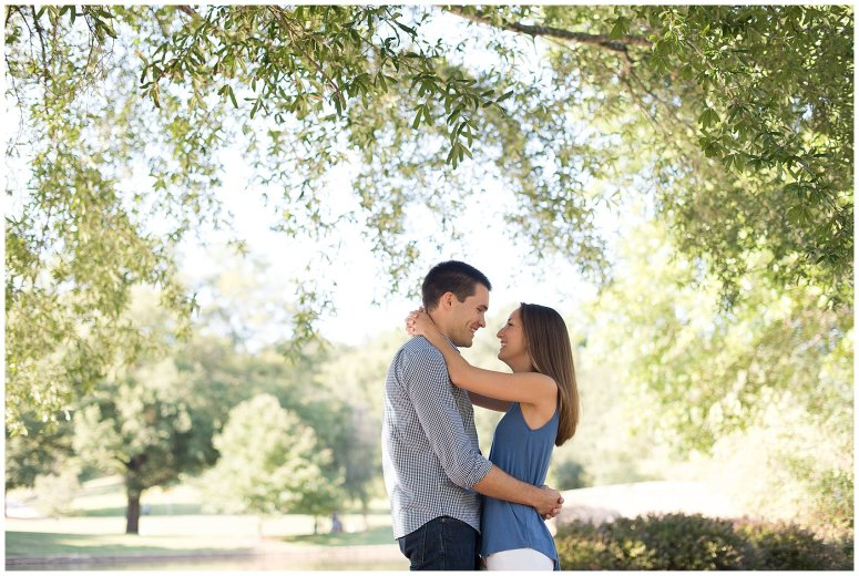 Freedom Park Uptown Charlotte Engagement Session North Carolina Virgina Wedding Photographers_6189