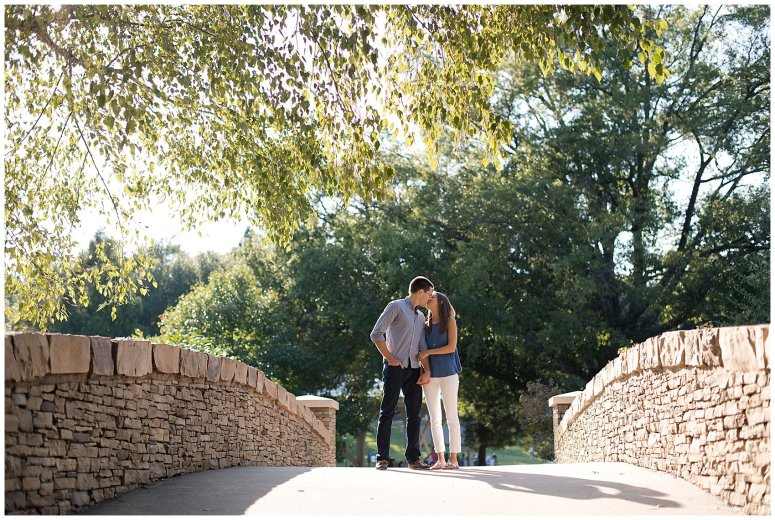Freedom Park Uptown Charlotte Engagement Session North Carolina Virgina Wedding Photographers_6191