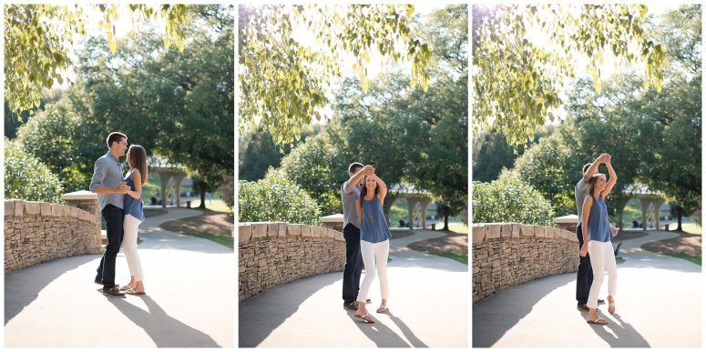 Freedom Park Uptown Charlotte Engagement Session North Carolina Virgina Wedding Photographers_6194