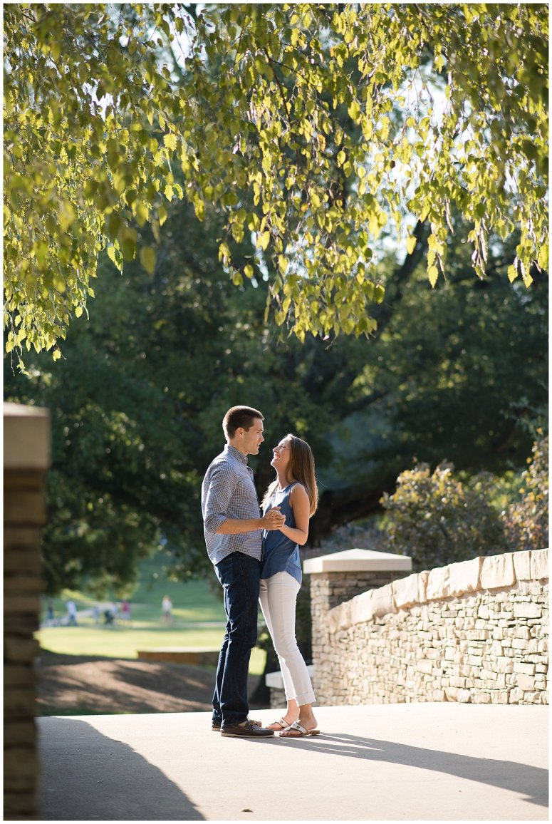 Freedom Park Uptown Charlotte Engagement Session North Carolina Virgina Wedding Photographers_6196