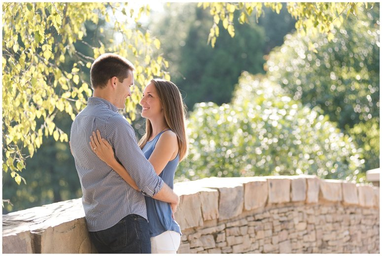 Freedom Park Uptown Charlotte Engagement Session North Carolina Virgina Wedding Photographers_6199