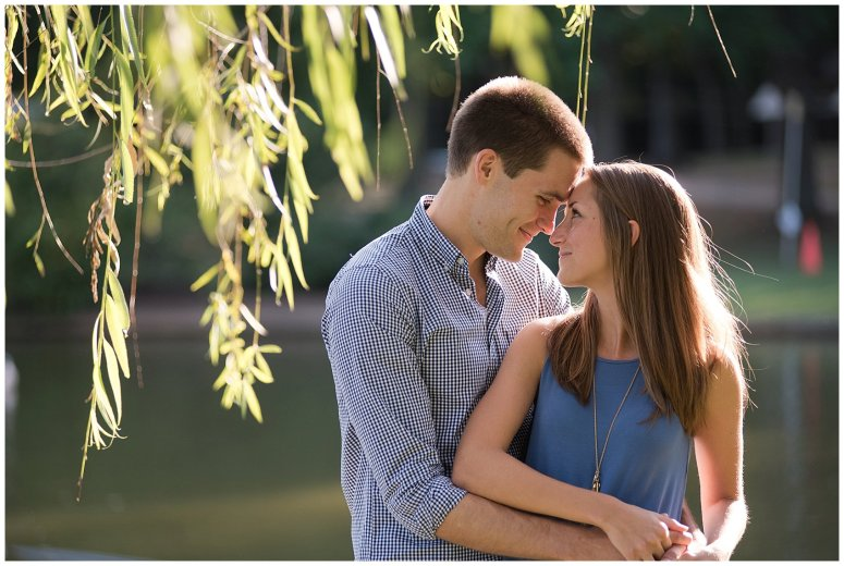 Freedom Park Uptown Charlotte Engagement Session North Carolina Virgina Wedding Photographers_6204