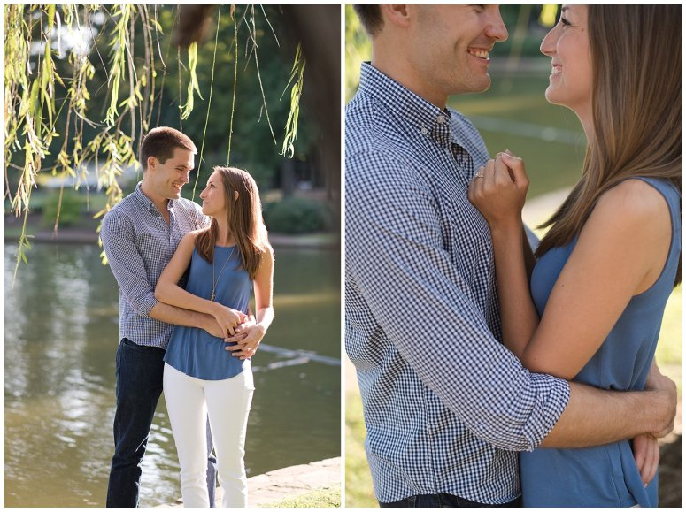 Freedom Park Uptown Charlotte Engagement Session North Carolina Virgina Wedding Photographers_6205
