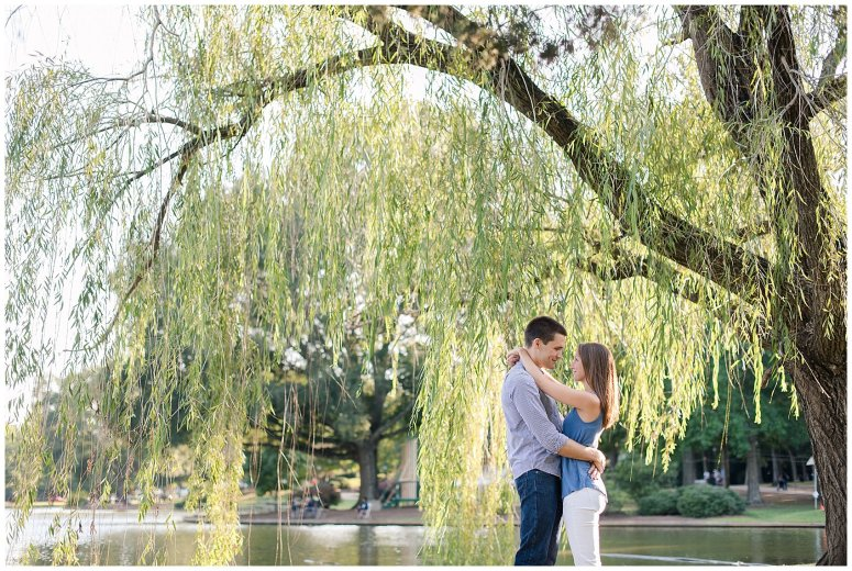 Freedom Park Uptown Charlotte Engagement Session North Carolina Virgina Wedding Photographers_6210