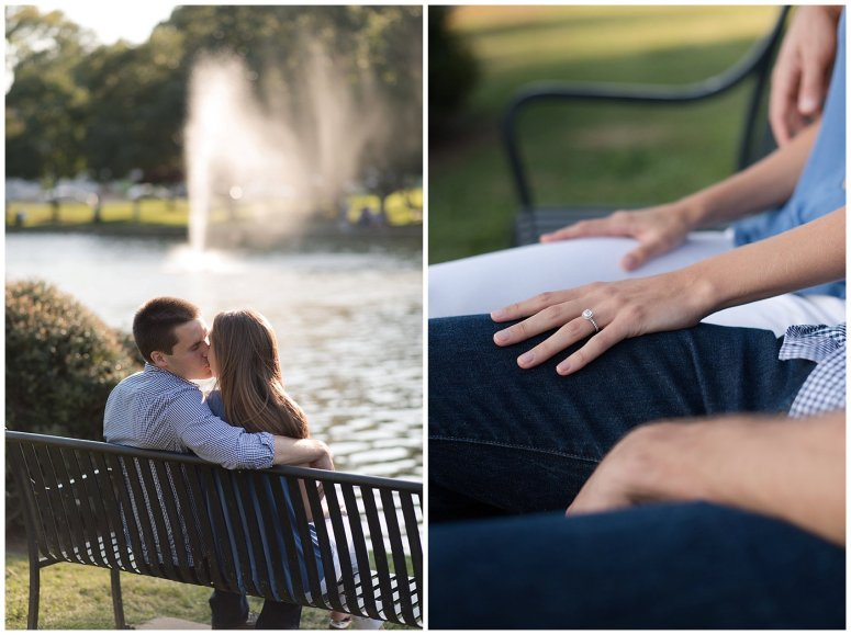 Freedom Park Uptown Charlotte Engagement Session North Carolina Virgina Wedding Photographers_6221