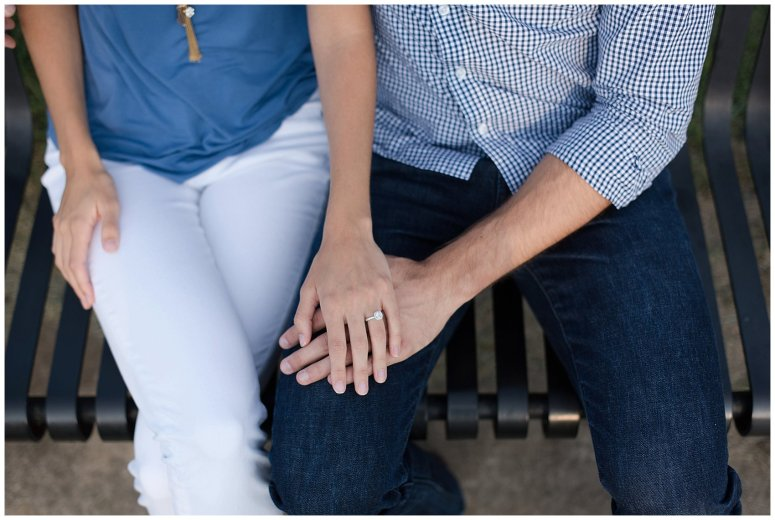 Freedom Park Uptown Charlotte Engagement Session North Carolina Virgina Wedding Photographers_6222