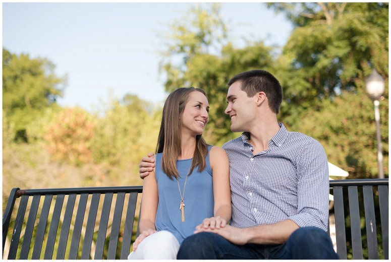 Freedom Park Uptown Charlotte Engagement Session North Carolina Virgina Wedding Photographers_6223
