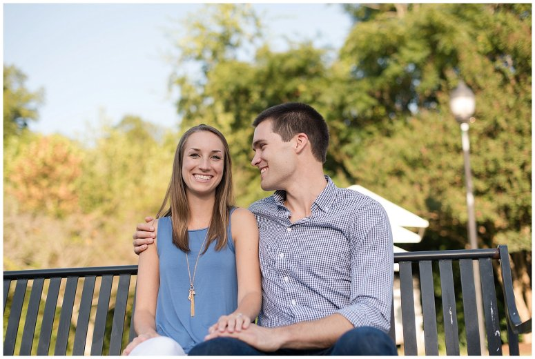Freedom Park Uptown Charlotte Engagement Session North Carolina Virgina Wedding Photographers_6224