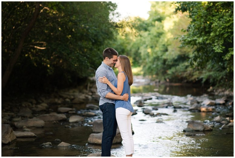 Freedom Park Uptown Charlotte Engagement Session North Carolina Virgina Wedding Photographers_6237